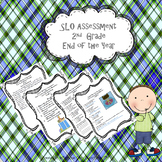 SLO ELA Assessment 2nd Grade End of the Year