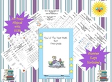 SLO End of the Year First Grade Math & ELA