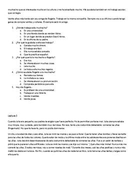 SLO - IPA Spanish 3 Tema Cómo era de niño