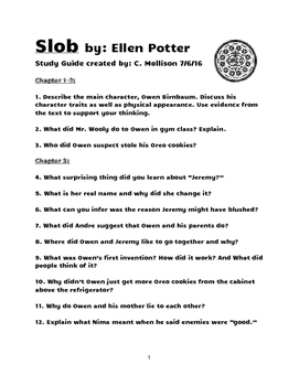 SLOB Study Guide