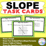 SLOPE  - Task Cards {40 Cards}