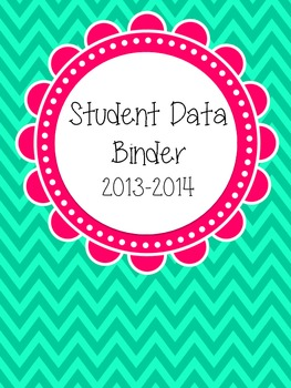 slp binder cover sheets 2013 2014 by simply speech tpt