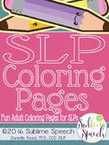 SLP Coloring Pages