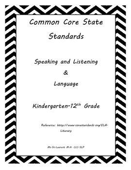 SLP Common Core