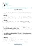 SLP Cover Letter Template