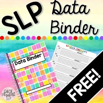 SLP Data Sheets FREEBIE!