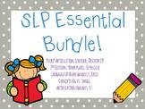 HUGE! SLP Essential Bundle