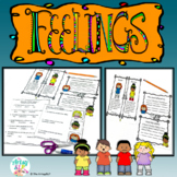 Feelings and Emotions Activity Packet