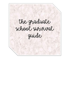 SLP Graduate School App Survival Guide