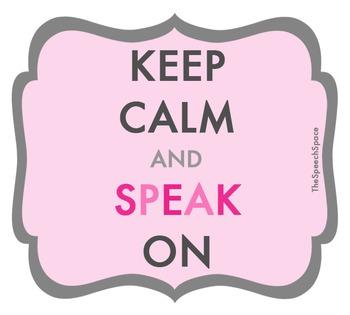 SLP Graphics for Better Hearing & Speech Month