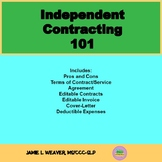 SLP Independent Contracting Information and Forms