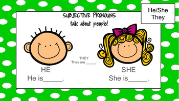 SLP Language Visual Aides