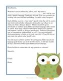 SLP Letter to Parents