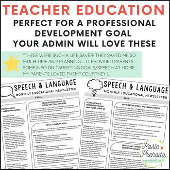 SLP Newsletter Bundle
