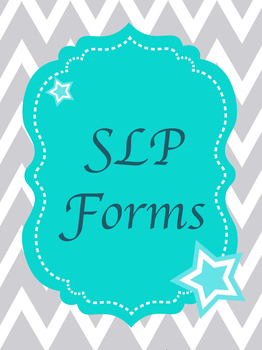 SLP Organization Forms