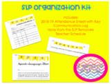 SLP Organization Kit