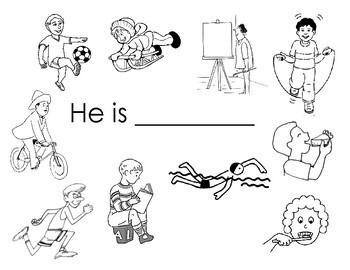 Parent Handout for December (Pronouns)