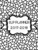SLP Planner 2016-2017 Black and White Version