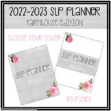 SLP Planner 2018-2019 Farmhouse Chic