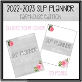SLP Planner 2018-2019 Farmhouse Chic