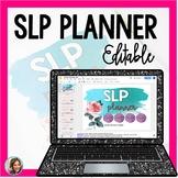 SLP Planner | Google Drive | Speech Therapy Data Sheets
