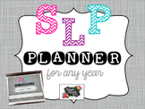 SLP Planner [for any year]