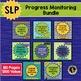 SLP Progress Monitoring Tools - Complete Bundle