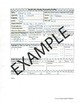 SLP Resource Freebie: Assessment Checklist