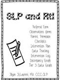 SLP RtI Documentation