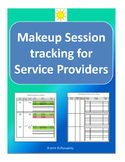 Makeup Session tracking