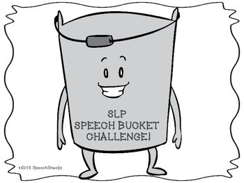 SLP Speech Bucket Challenge!