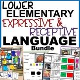 SLP Starter Toolbox - Expressive & Receptive Language Bundle