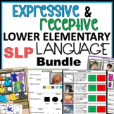 SLP Starter Toolbox - Expressive & Receptive Language