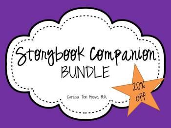SLP Storybook Companion Bundle