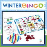 "Winter Bingo (""Wh"" Questions)"