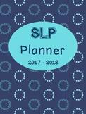 SLP and Teacher Planner 2017 - 2018