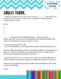 SLP to Parent/ Teacher Update