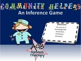 Community Helpers: An Inference Game