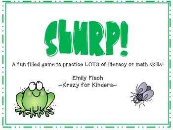 SLURP word game