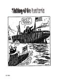 SLUTZ of WWI Through Political Cartoons