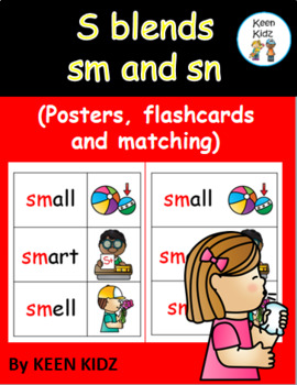 S BLENDS - SM AND SN