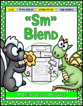 SM Blend Practice Printables