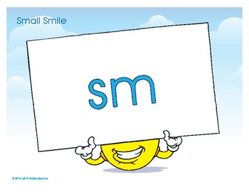 SM (Small Smile) Blend Buddy Poster