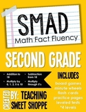 SMAD Math Fact Fluency Program *SECOND GRADE*