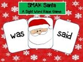 SMAK Santa: A Sight Word Race Game