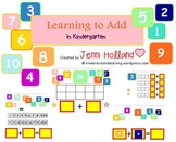 SMART Adding; Using the SMART Board to Teach Addition