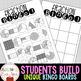 SMART BOARD Fraction Build a Bingo Game - NO PREP
