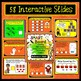 SMART BOARD MATH HOLIDAY BUNDLE:  Halloween, Thanksgiving