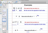 SMART BOARD: One Step Equation; Multiplication