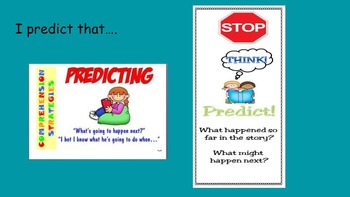 SMART BOARD  ,Reading is thinking metacognition